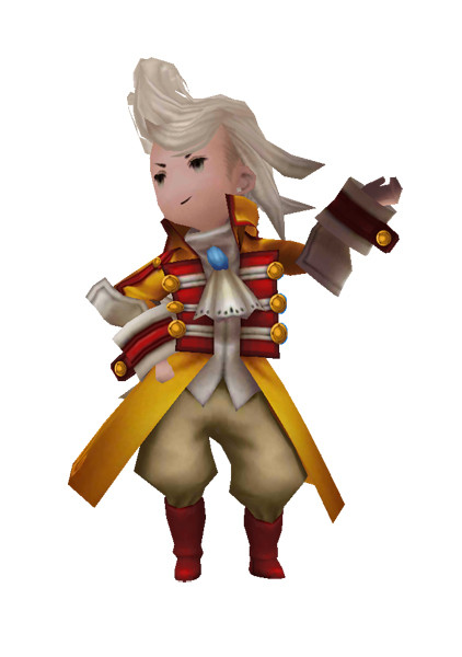 Ringabel - Noble Composer Outfit Artwork (Braveley Default: Flying Fairy)