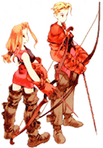 Archer Job Class (Final Fantasy Tactics)