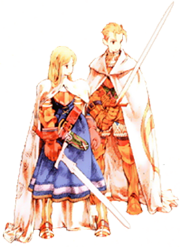 Knight Job Class (Final Fantasy Tactics)