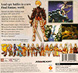 Final Fantasy Tactics: North American Box Art (Back)