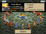 Final Fantasy Tactics: Job Transformation Screenshot