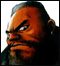 Final Fantasy VII: Barret Wallace Face Icon