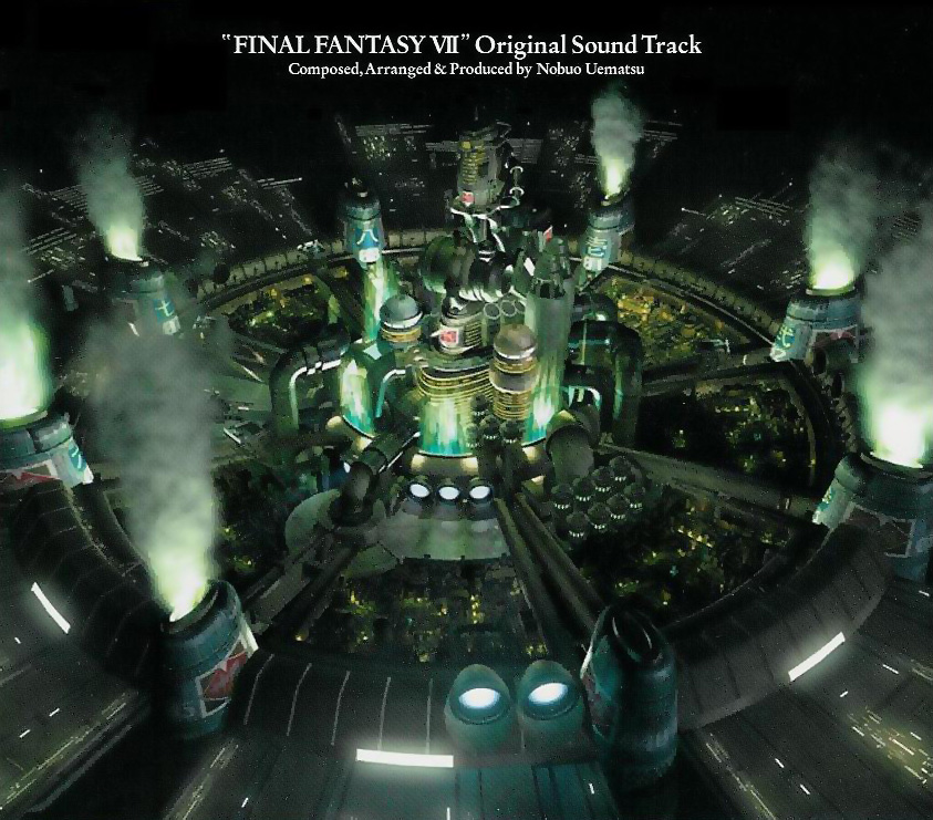 Final Fantasy Vii Original Soundtrack Ost Mp3 Downloads