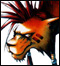 Final Fantasy VII: Red XIII Face Icon