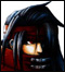 Final Fantasy VII: Vincent Valentine Face Icon