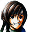 Final Fantasy VII: Yuffie Kisaragi Face Icon