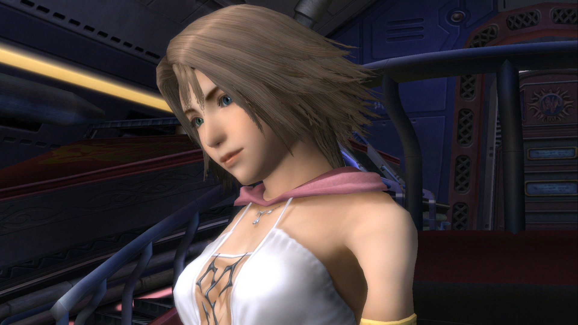 Final Fantasy X-2 HD Remaster: Yuna
