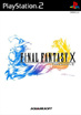 Final Fantasy X: Japanese Box Art (Front)