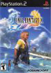 Final Fantasy X: North American Box Art (Front)