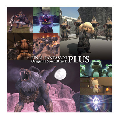 Final Fantasy XI: Original Soundtrack (OST) Cover Screenshot