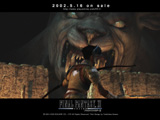 Final Fantasy XI: Behemoth Wallpaper Thumbnail