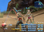 Final Fantasy XII: Battle Screenshot