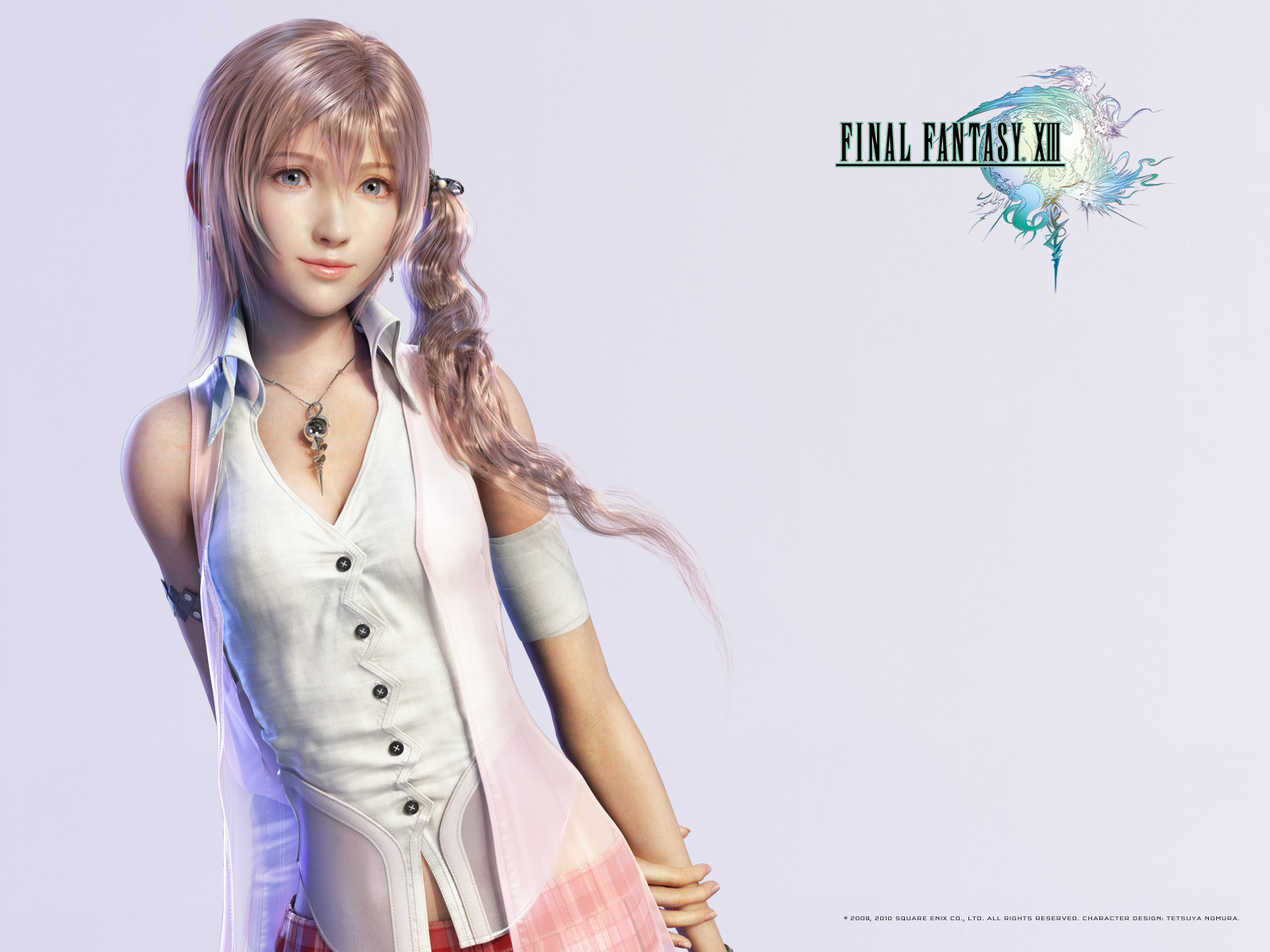 Final fantasy xiii serah sell out 1 3d 10