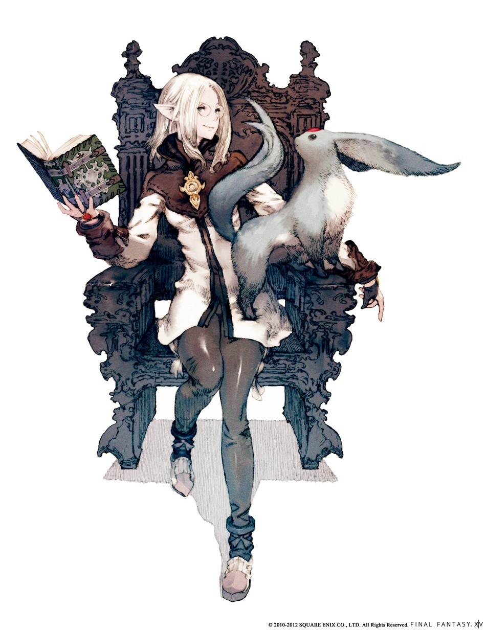 Final Fantasy Xiv Artwork Artwork Final Fantasy Xiv