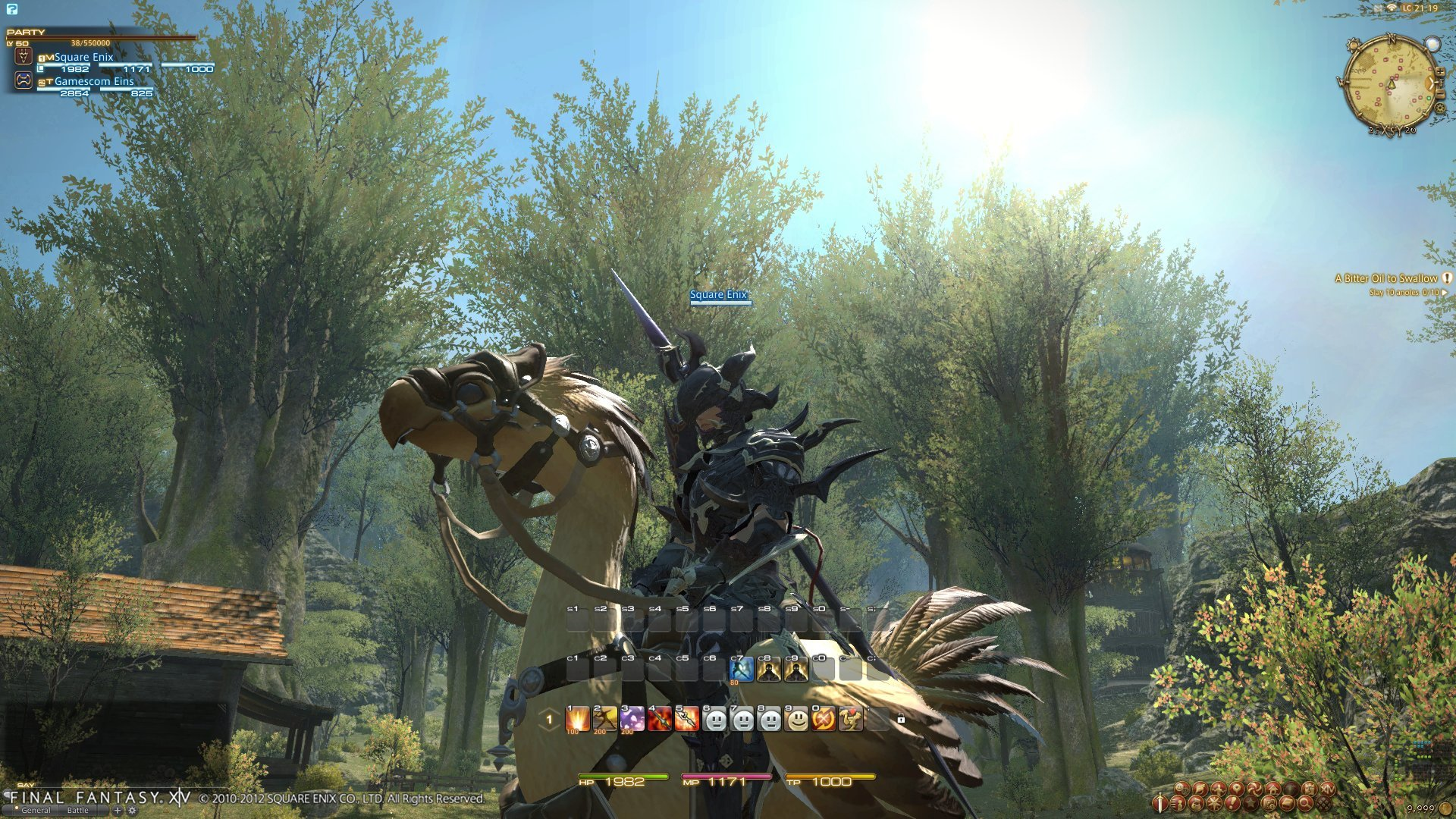 Final Fantasy XIV Screenshot - PC Version