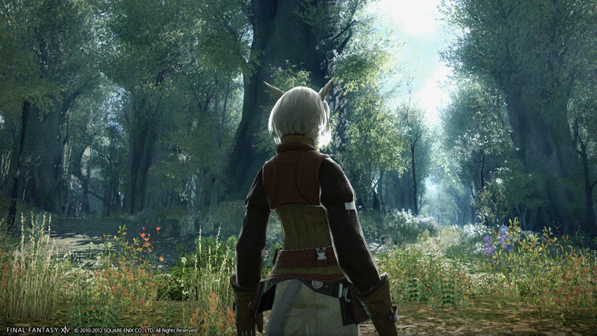 Final Fantasy XIV Screenshot